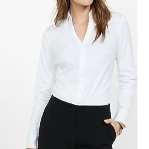 Express white shirt